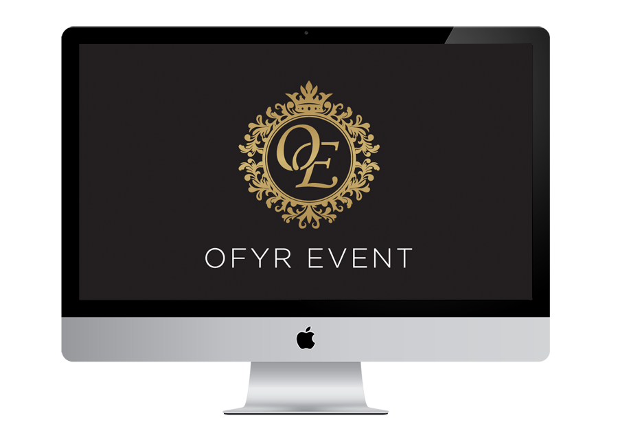 Ofyr event Logotype
