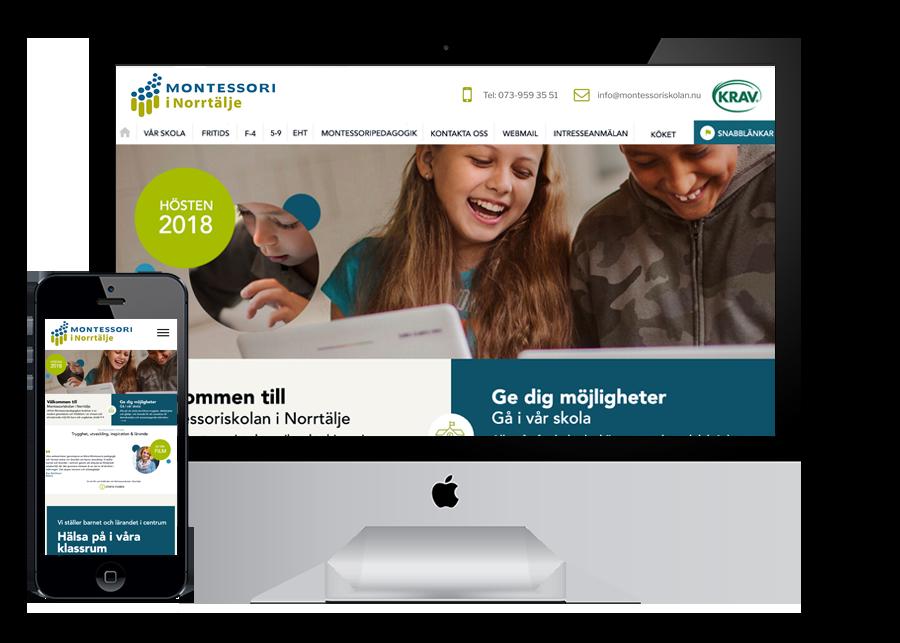 Wordpress för skolor